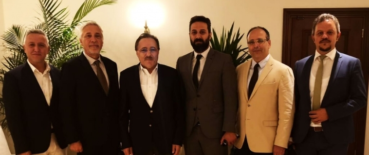 Prof. Dr. Şükrü KARATEPE Ziyareti