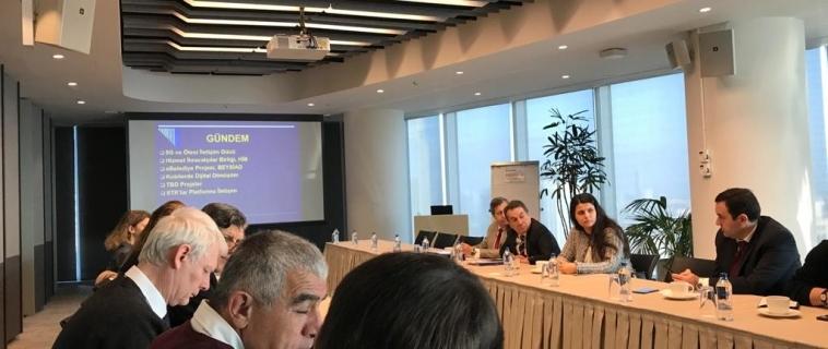 Türkiye Bilişim Vakfı'nın Organize Ettiği Bilişim SDK'ları Toplantısındaydık
