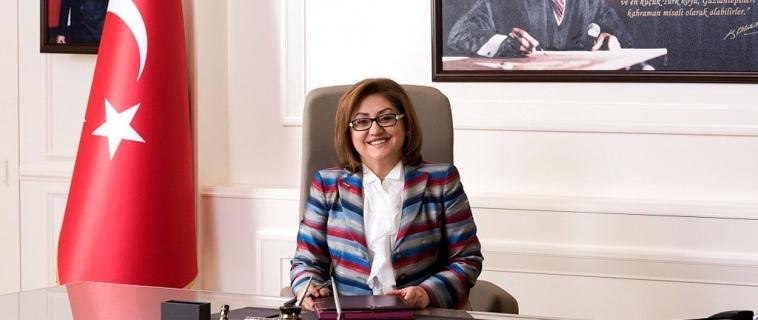 Türkiye Belediyeler Birliği Başkanı Fatma ŞAHİN Ziyareti