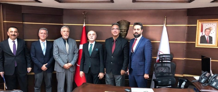 Prof. Dr. Tayyip Sabri ERDİL Ziyareti